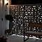 Guirlande lumineuse Rideaux 240 LED multicolore, électrique