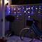 Guirlande lumineuse Rideaux 300 LED multicolore, électrique