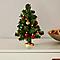 Sapin de table décoration traditionnelle 34 cm