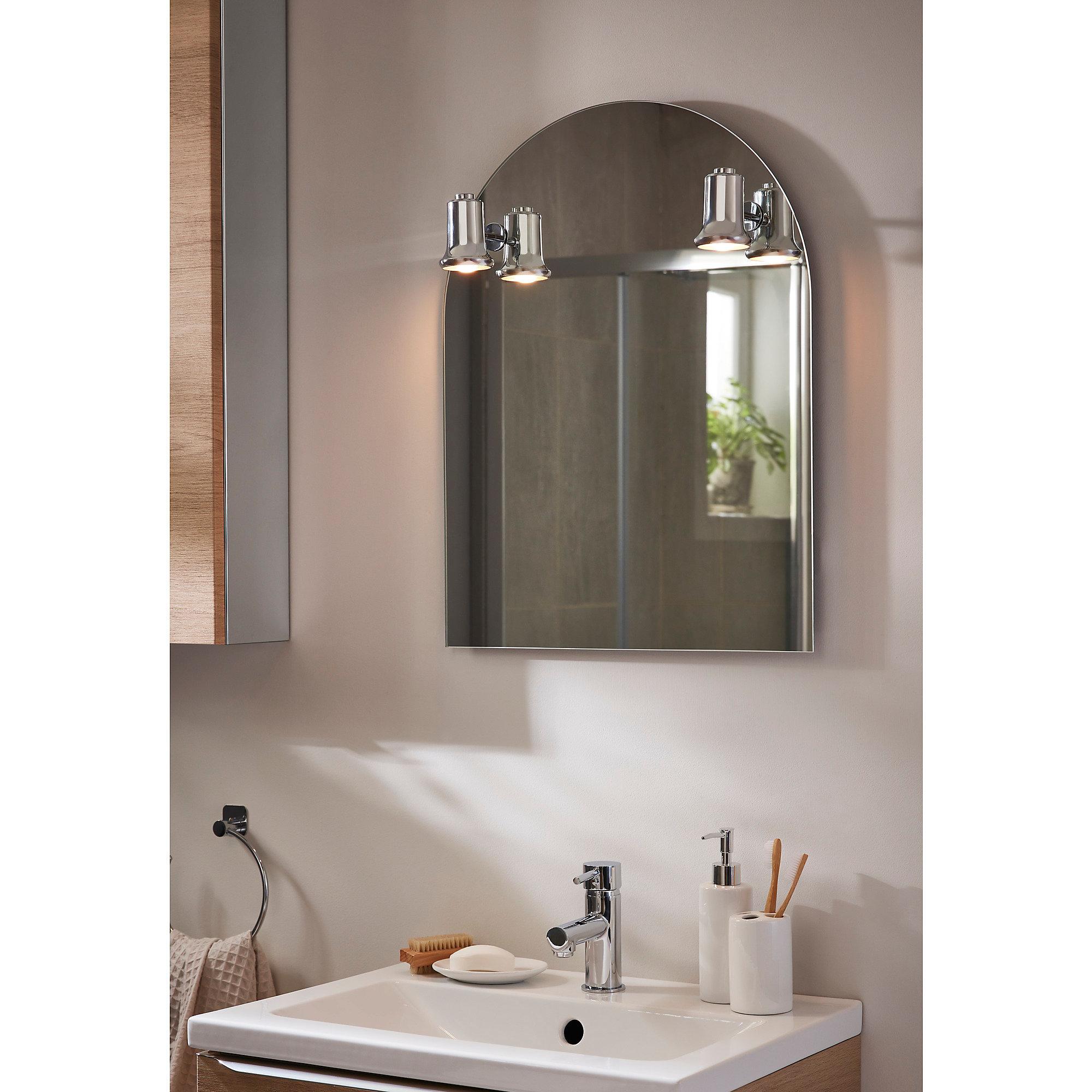 Design Miroir Salle De Bain Lumineux Castorama