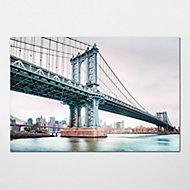 Poster intissé GoodHome baie d'Hudson 248x368cm
