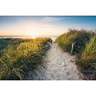 Poster intissé GoodHome dune et plage 248x368cm