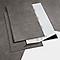 Dalle PVC adhésive gris moyen Poprock 30 x 60 cm (vendue au carton)