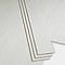 Lame PVC clipsable blanc Bachata 15 x 122cm (vendue au carton)