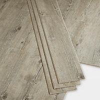 Lame PVC clipsable pécan Bachata 15 x 122cm (vendue au carton)