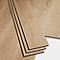 Lame PVC clipsable naturel Jazy 18 x 122cm (vendue au carton)