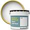 Peinture murs et plafonds GoodHome blanc satin 10L