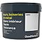 Peinture murs boiseries et métal GoodHome haute résistance blanc satin 2,5L