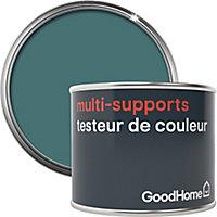 Testeur peinture de rénovation multi-supports GoodHome vert Milltown satin 70ml