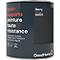Peinture haute résistance multi-supports GoodHome noir Liberty satin 0,75L