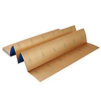 Sous-couche polystyrène pour sol vinyle Diall Ep. 1mm, 8,4 m²
