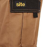 Pantalon à poches multiples Pointer anthracite Site taille 48