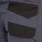Pantalon à poches multiples Harrier gris SITE taille 42
