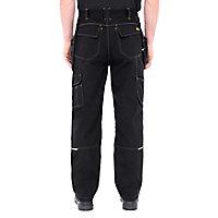 Pantalon Fox noir Site taille 42