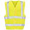 Gilet haute visibilité jaune taille S/M