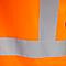 Gilet haute visibilité orange taille S/M