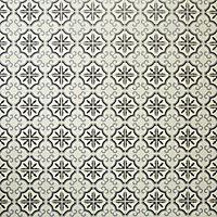 Dalle PVC clipsable carreaux de ciment Flower Jazy 30 x 60 cm (vendue au carton)