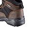 Chaussures de sécurité hautes Onyx imperméables marron Site taille 43