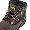 Chaussures de sécurité hautes Onyx imperméables marron Site taille 45