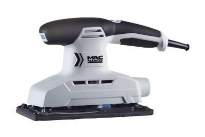 Ponceuse vibrante MacAllister MSSS300 115 x 230 mm