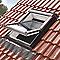 Raccord tuile grand galbe pour fenêtre de toit 78 x 98 cm