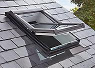 Raccord ardoise Site pour fenêtre de toit 78 x 140 cm