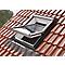 Raccord tuile grand galbe pour fenêtre de toit 114 x 118 cm
