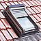 Raccord tuile petit galbe Site pour fenêtre de toit 78 x 98 cm
