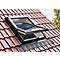 Raccord tuile petit galbe Site pour fenêtre de toit 114 x 118 cm