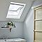 Fenêtre de toit Premium Site vernis 78 x h.98 cm