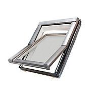 Fenêtre de toit Premium Site blanc 54 x h.78 cm