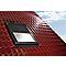 Volet roulant solaire 114 x 118 cm
