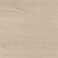 Bande de chant aspect bois blanchi GoodHome Kala L. 300 cm x l. 42 mm