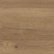 Crédence de cuisine aspect bois clair et rustic GoodHome Kala l. 200 cm x H. 60 cm x Ep. 3 mm