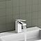 Mitigeur pour vasque à manette unique carré CAYTON