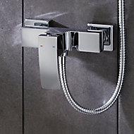 Mitigeur de douche carré GoodHome Hopa