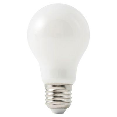 Ampoule LED Diall GLS E27 4 9W=40W blanc chaud