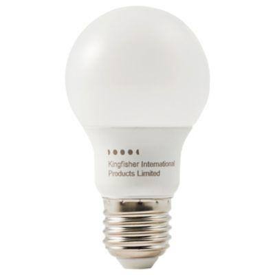 Ampoule LED GLS E27 5 7W=40W blanc chaud