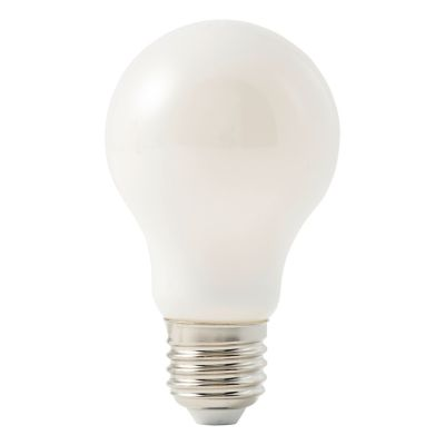Ampoule LED Diall GLS E27 9 2W=75W blanc chaud