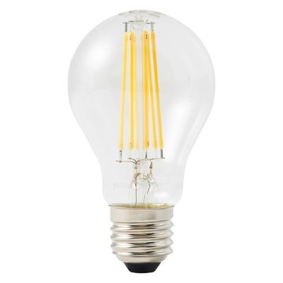 Ampoule LED Diall GLS E27 8W=75W blanc chaud