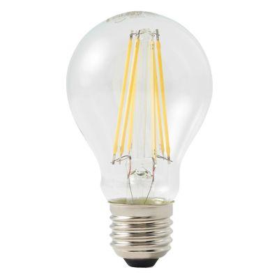Ampoule LED Diall GLS E27 8W=75W blanc neutre