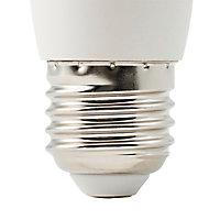 Ampoule LED Diall E27 5W=40W blanc chaud