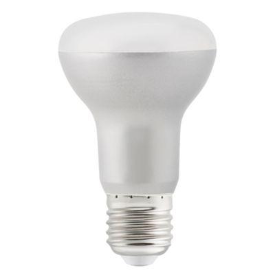 Ampoule LED Diall réflecteur R63 E27 5 5W=40W blanc chaud