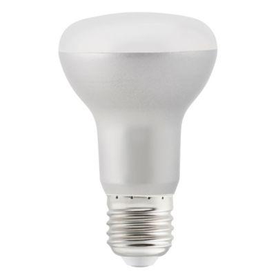 Ampoule LED Diall réflecteur R63 E27 7W=48W blanc chaud