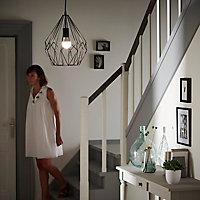 Ampoule détecteur de mouvement LED Diall E27 8W=60W blanc neutre