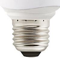 Ampoule répéteur wifi LED Diall E27 5,5W=40W blanc chaud