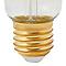 Ampoule à filament globe LED Diall E27 Ø95mm 6W=40W blanc chaud