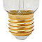 Ampoule décorative à filament globe LED Diall E27 Ø120mm 6W=40W blanc chaud
