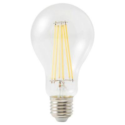 Ampoule LED Diall GLS E27 12W=100W blanc neutre