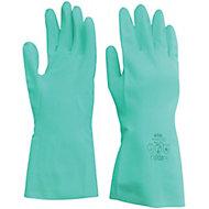 Gants nitrile résistant aux produits chimiques Site - Taille 9 (L)